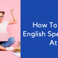 Learn English Speaking at Home